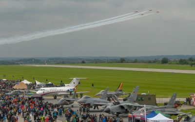 Čáslav AFB Open Day 2019