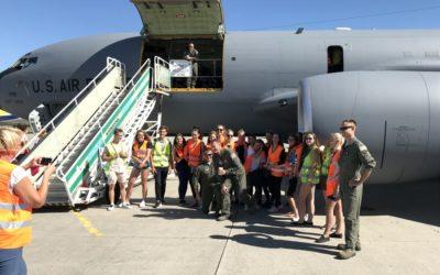 Meet NATO 2018: USAF tanker excursion